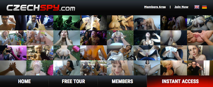 best pay porn site with the hottest czech girls