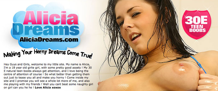aliciadreams is the most worthy paid porn website proposing some fine hardcore scenes